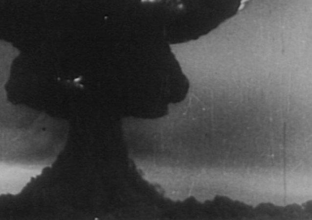 Pierwsza radziecka bomba atomowa