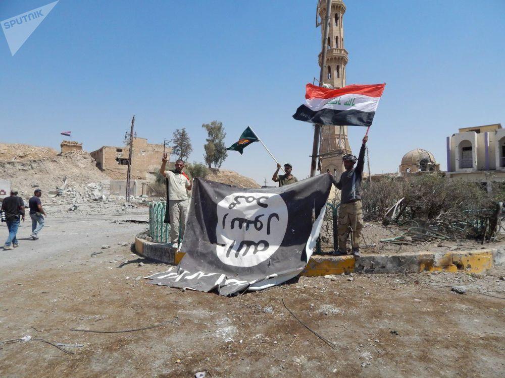 Sytuacja w irackim mieście Tall Afar, 45 km od Mosulu.