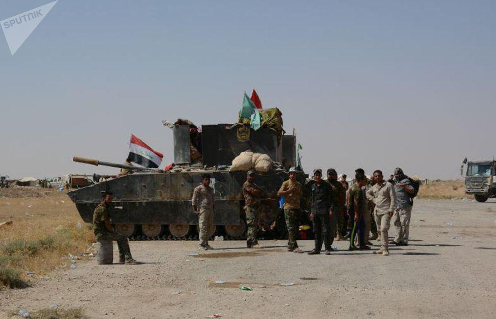 Sytuacja w irackim mieście Tall Afar, 45 km od Mosulu
