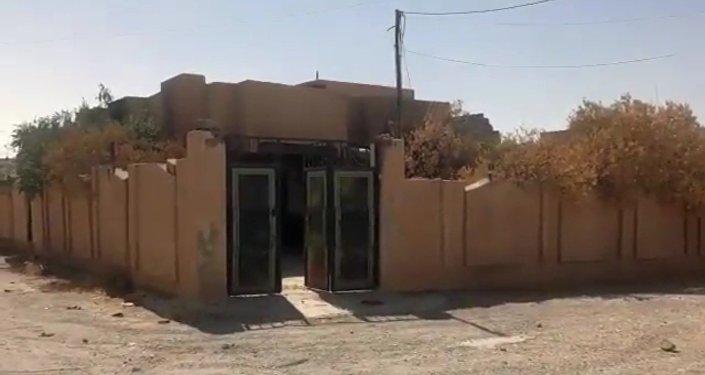 Fabryka broni chemicznej DAESH w Tal Afar