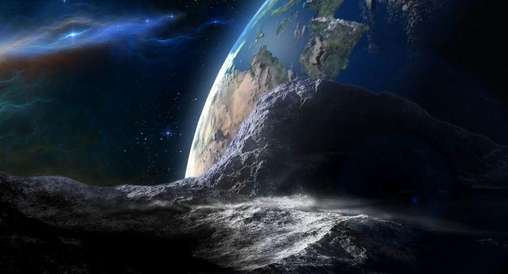Asteroida kierująca się w stronę Ziemi