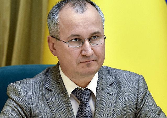 Szef Rady Bezpieczeństwa Ukrainy Wasilij Gricak