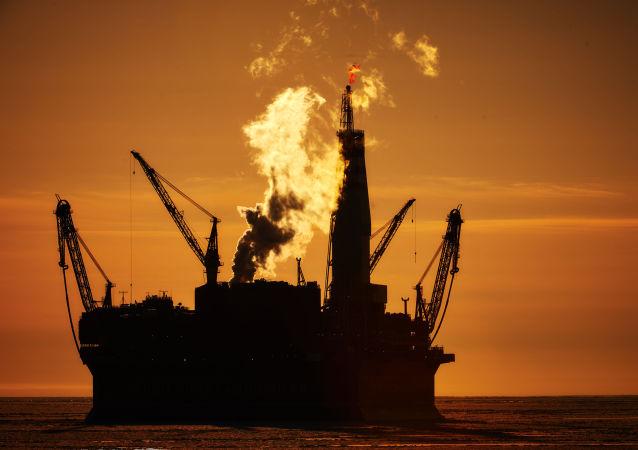 Morska platforma wydobywcza Prirazłomnaja