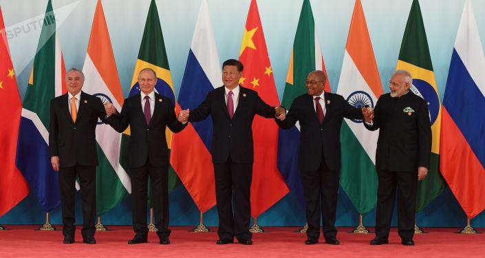 Liderzy BRICS