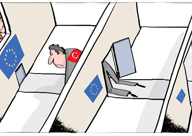Niemcy chcą dobrych relacji z Turcją, ale rzeczywistość wygląda inaczej