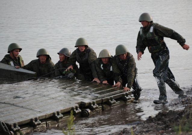 """Rosyjsko-mongolskie ćwiczenia """"Selenga 2015"""""""