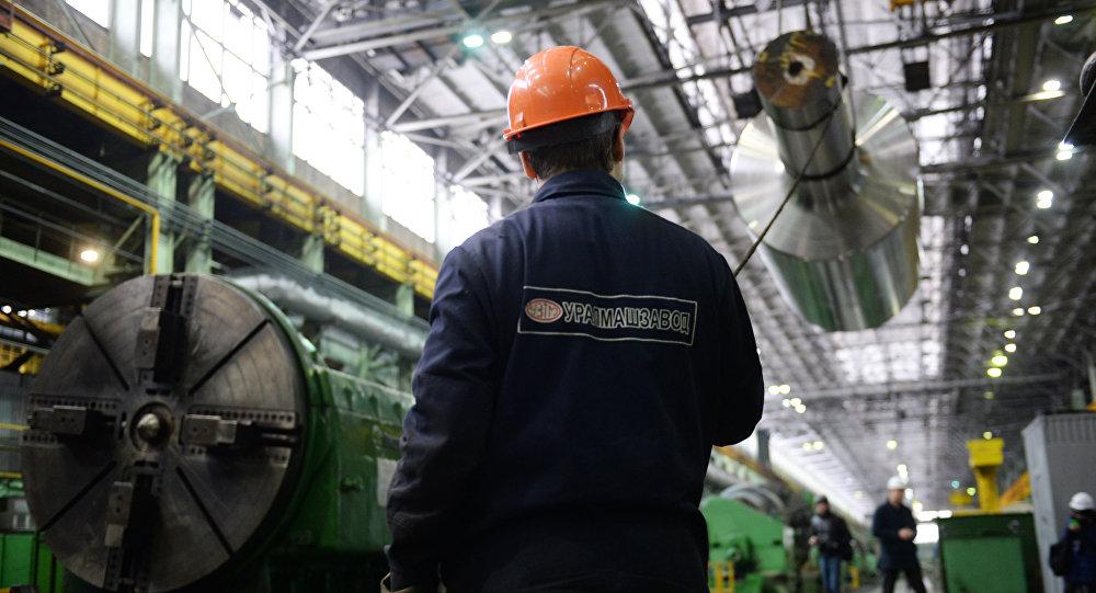 Rosyjski przemysł pokonał etap recesywny