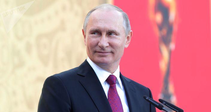 Putin otworzył etap Mundialu 2018