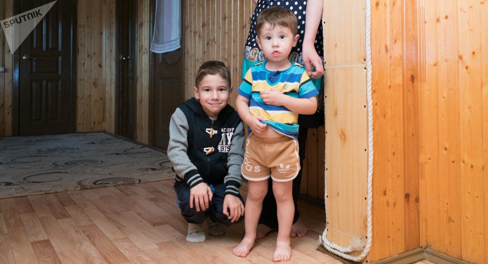 Dzieci o imionach Putin i Szojgu