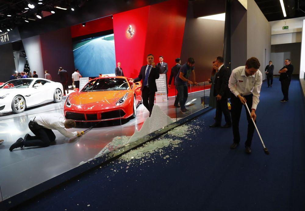 Międzynarodowy Salon Motoryzacyjny we Frankfurcie