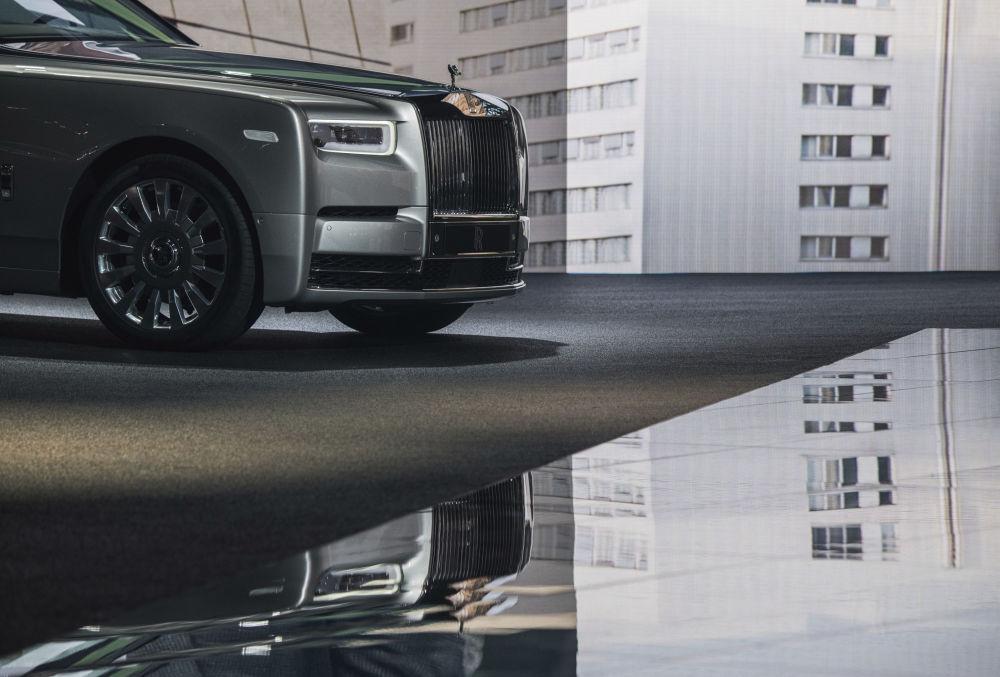 Rolls-Royce na Międzynarodowym Salonie Motoryzacyjnym we Frankfurcie