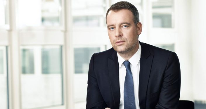 Redaktor naczelny Focus Robert Schneider