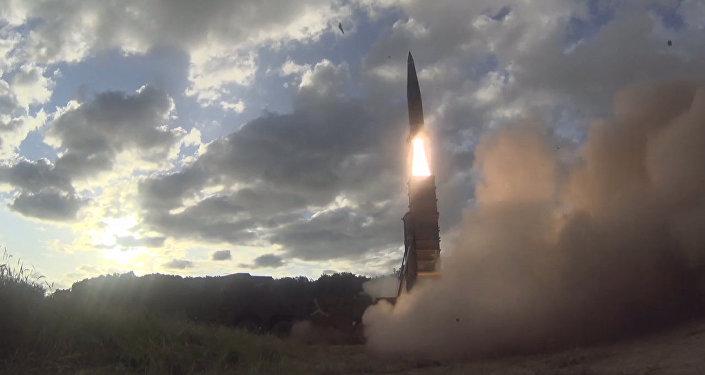 Korea Południowa wystrzeliła rakietę balistyczną Hyunmoo-2