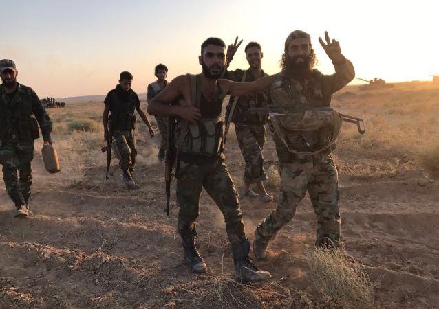 Armia syryjska