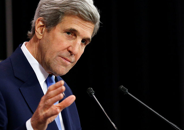 Były sekretarz stanu USA John Kerry
