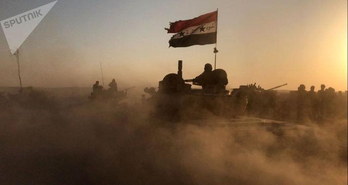 Walki w okolicach Dajr az-Zaur