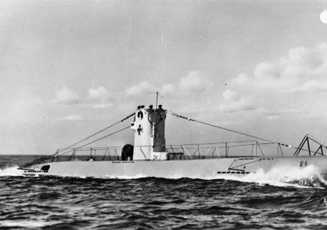 Niemiecki okręt podwodny U-9. Rok 1936