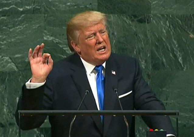 Przemówienie Trumpa na Zgromadzeniu Ogólnym ONZ