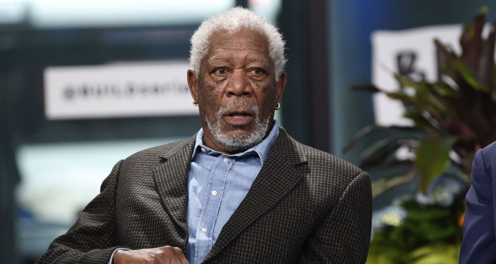 Aktor Morgan Freeman