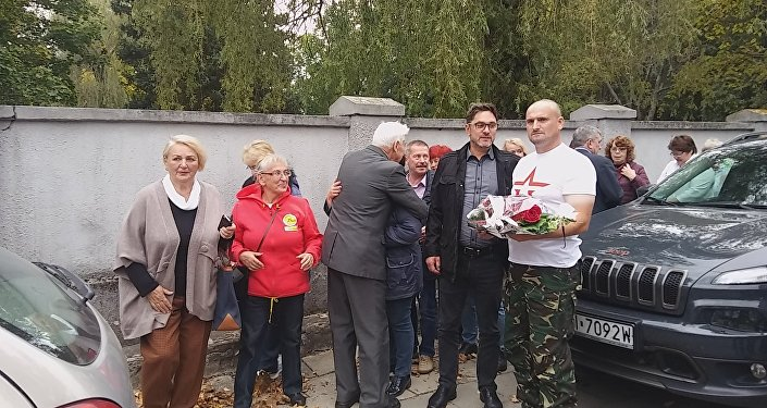 Pierwszy Rajd Przyjaźni Polsko - Rosyjskiej