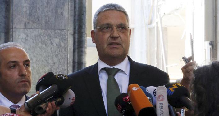 Sekretarz stanu MSZ Niemiec Markus Ederer