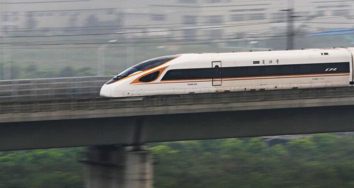 Na tory wrócił najszybszy pociąg świata