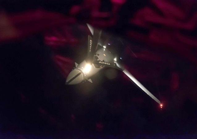 Amerykański myśliwiec B-1B