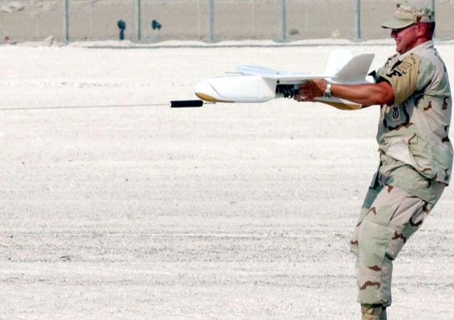 Dron Desert Hawk