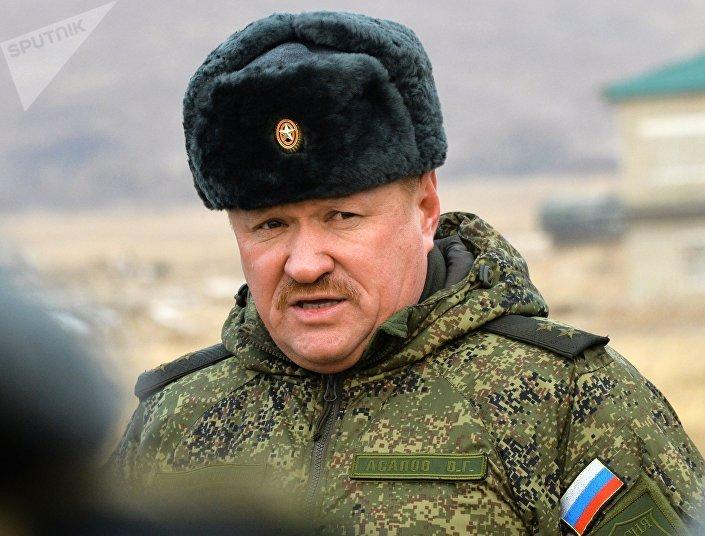 Generał-lejtnant Walerij Asapow
