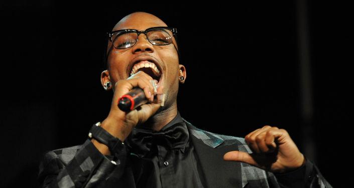 Amerykański raper B.o.B.