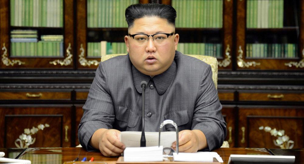 Wystąpienie Kim Dzong Una w związku z przemową Trumpa w ONZ