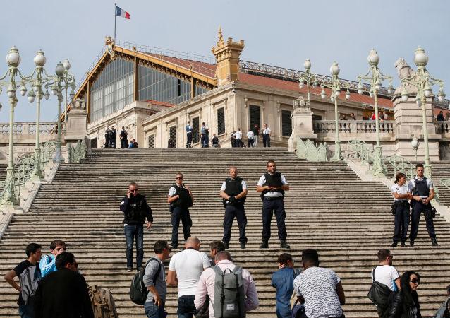 Atak nożownika w Marsylii