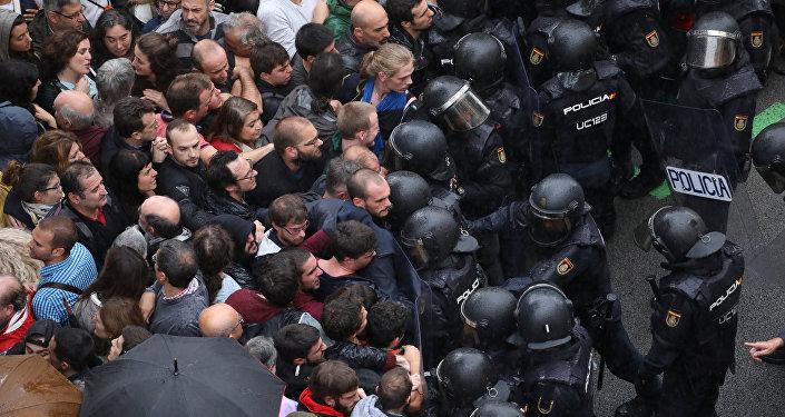 Referendum niepodległościowe w Katalonii