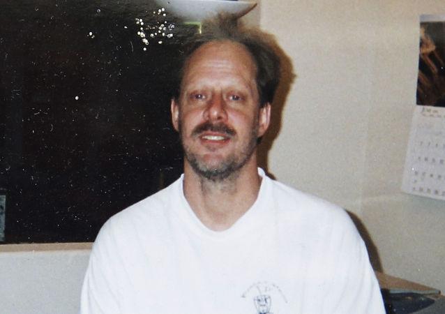 Stephen Paddock, sprawca strzelaniny w Las Vegas