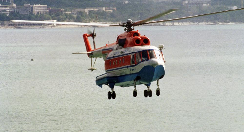 Wielozadaniowy samolot-amfibia Mi-14