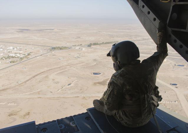 Siły Zbrojne USA zawiesiły współpracę z krajami Zatoki Perskiej w związku z kryzysem dyplomatycznym wokół Kataru