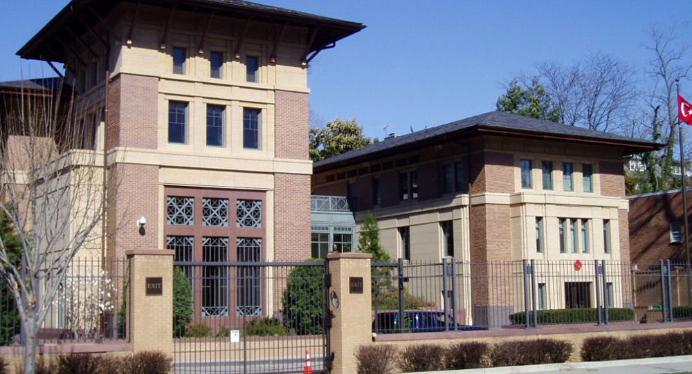 Ambasada Turcji w Waszyngtonie