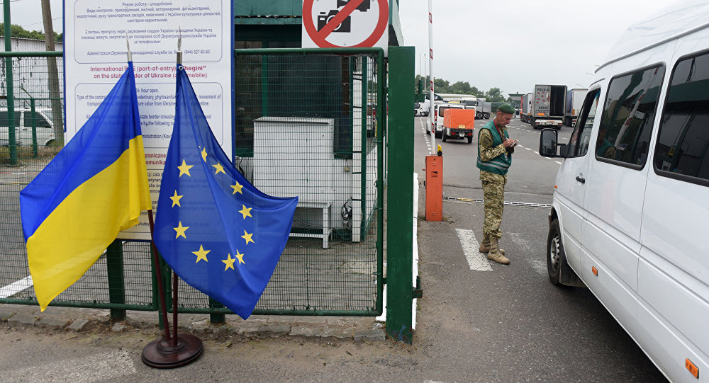 Polsko-ukraińska granica