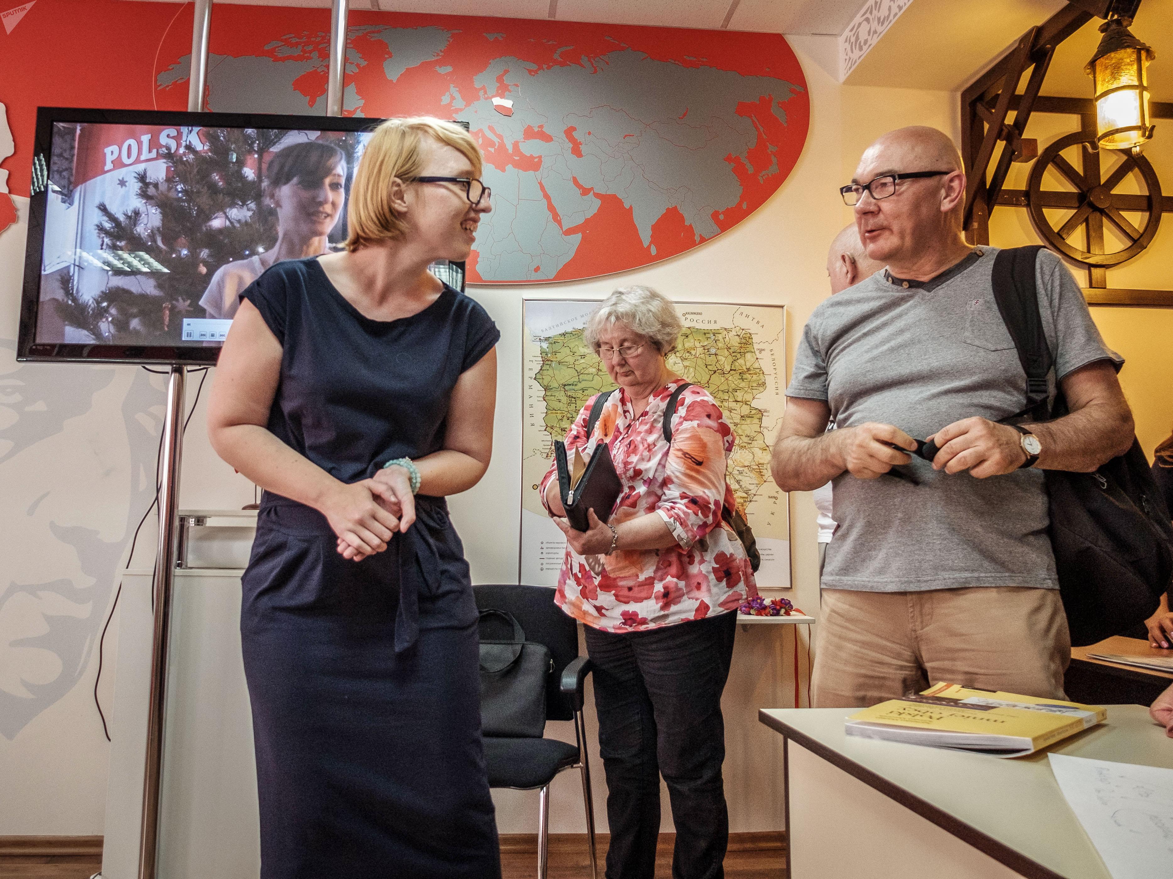 Centrum Polskiego Języka i Kultury na Piatigorskim Uniwersytecie Państwowym. Piatigorsk