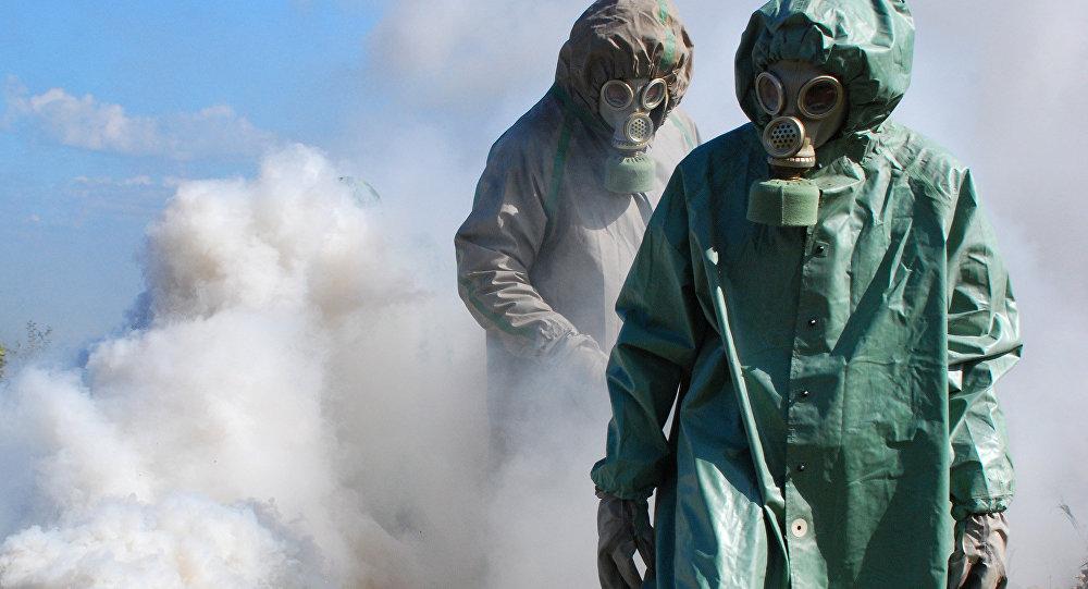 Szkolenia z zakresu obrony przed atakiem jądrowym