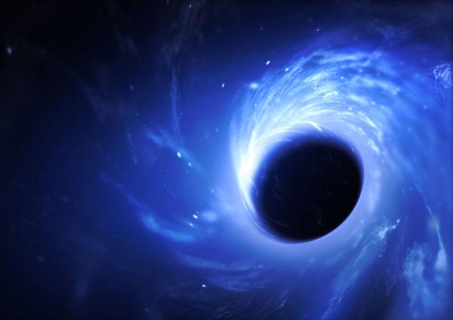 Czarna dziura
