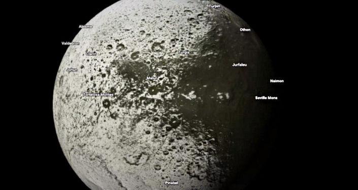 Space out z planetami w Google Maps