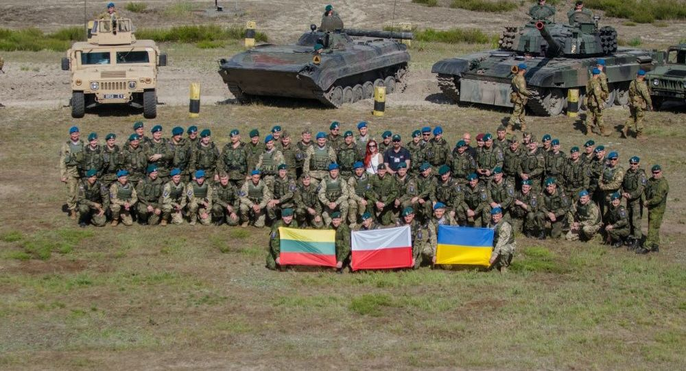 Litewsko-polsko-ukraińska brygada