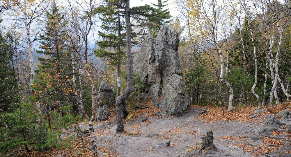 """Park Narodowy """"Taganaj"""" w zachodniej części obwódu czelabińskiego"""