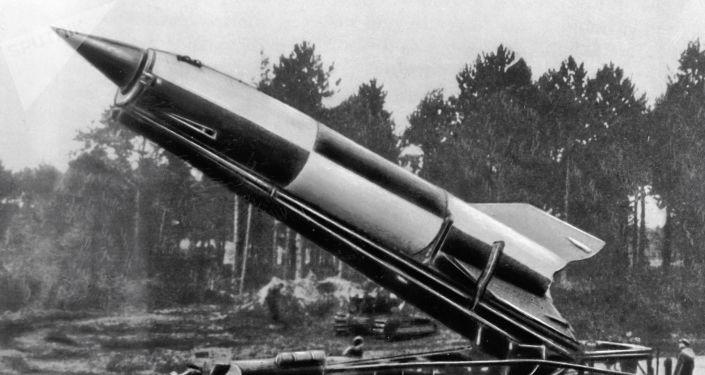 Niemiecka rakieta V2