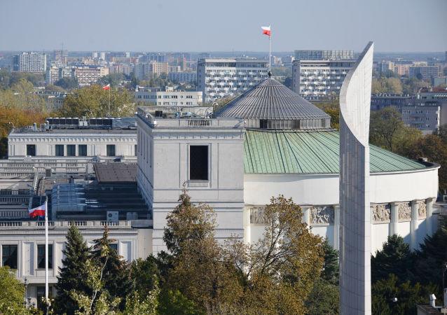 Sejm RP w Warszawie