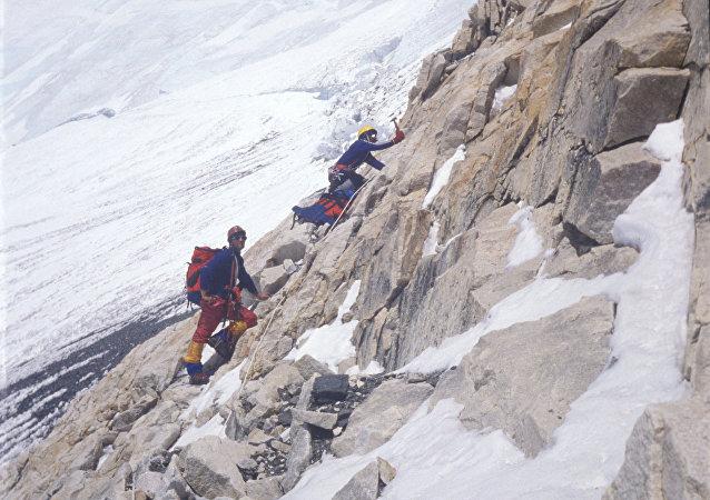 Alpiniści