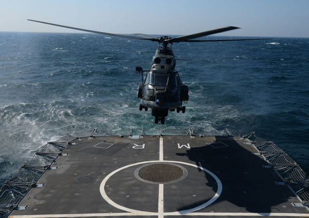 Ćwiczenia NATO na Morzu Czarnym