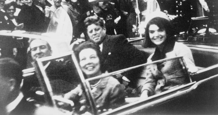 Zamach na Johna F. Kennedy'ego