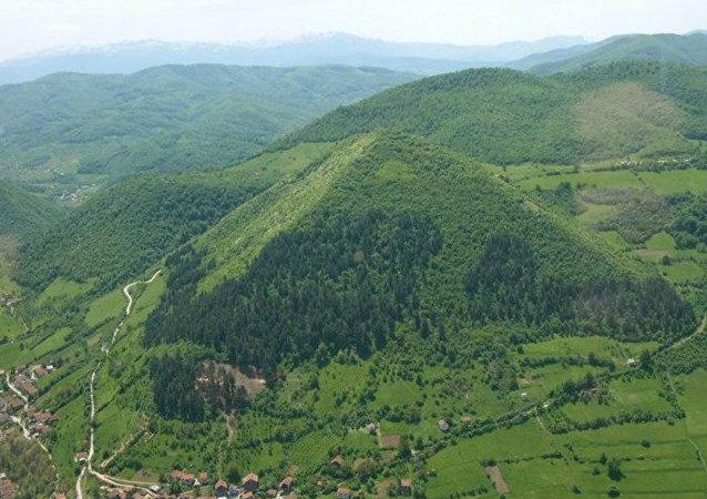 Piramida Słońca, Bośnia